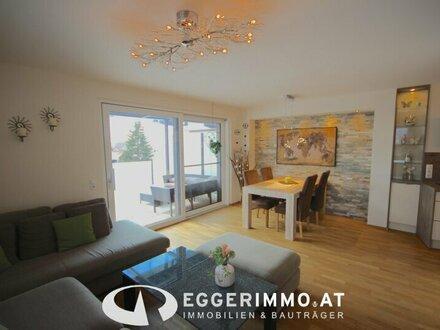 Bruck an der Glocknerstraße: hochwertige Penthousewohnung mit über 100 m2 großen Dachterrasse zu verkaufen