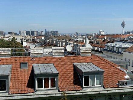TOP 3 Zimmer Dachgeschosswohnung nahe Reumannplatz!