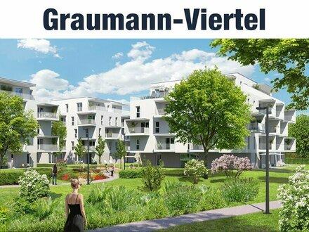 Stadt, Land, Leben – das Graumann-Viertel in Traun | Top 1.3.3
