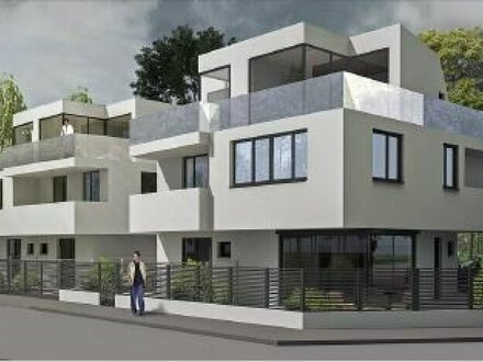 Die inneren Werte sind entscheidend! Exklusive Doppelhäuser auf Eigengrund mit sehr guter U-Bahnanbindung - Nähe Lobau!