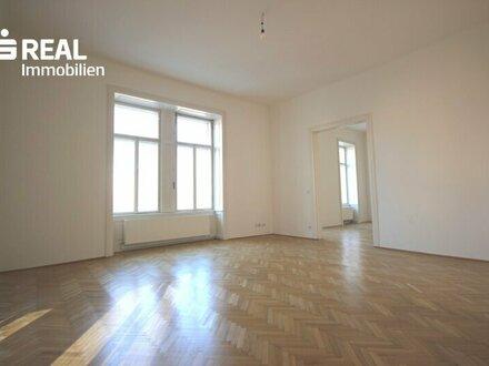 Nahe Innenstadt und Roßauer Kaserne - Schöne Altbauwohnung mit 3 Zimmern