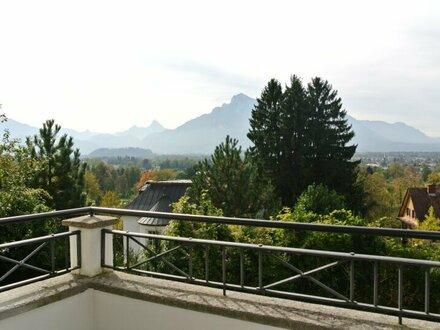 Großzügige Villa in perfekter Aussichtslage - ein Mietobjekt der besonderen Art