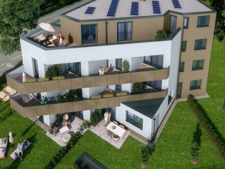 MORZG: 3-Zimmer-Gartenwohnung - Erstbezug!