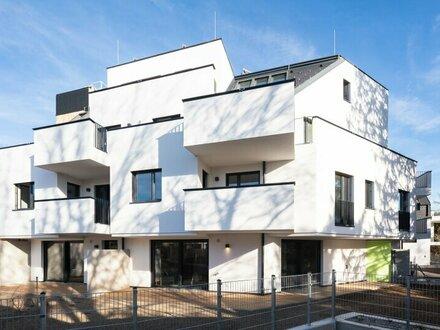 Familienwohnung mit großem Eigengarten in Stammersdorf - Bezugsfertig! Provisionsfrei!