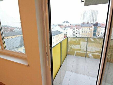 ...inkl Heizkosten und Warmwasser! Balkon-Wohnung, nahe an der U3 Station!