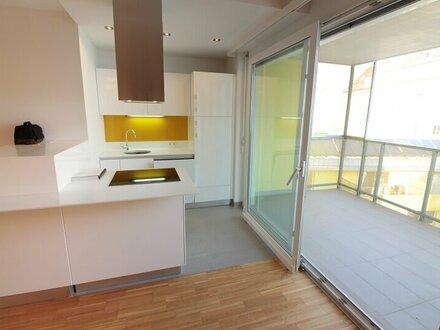 MODERNE AUSSTATTUNG! 2-Zimmer-Wohnung mit Balkon in der Römergasse!