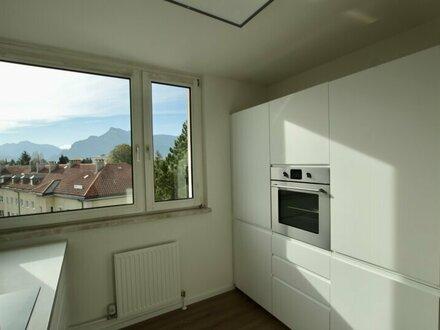 Top-sanierte 3 Zimmerwohnung Aiglhof
