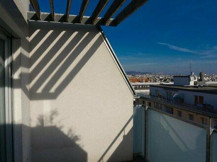 1120// Terrasseneigentum mit Blick über Wien!
