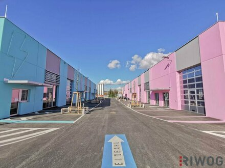 Büro, Verkaufs- oder Produktionsflächen! Neugeschaffenes Geschäftsviertel!