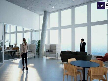PHÄNOMENAL! PROVISIONSFREI! TOP-ERREICHBARKEIT UND SICHTBARKEIT! BEZAUBERNDE BÜROS ab 75m² bis 800m² verfügbar!