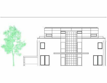 Erstbezug: Hochwertige 3-Zimmer-Wohnung mit Terrasse im Nonntal
