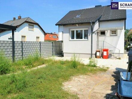 Schnäppchen: Charmantes unterkellertes Einfamilienhaus in gutem Zustand in ruhiger Wohnsiedlung zu verkaufen!