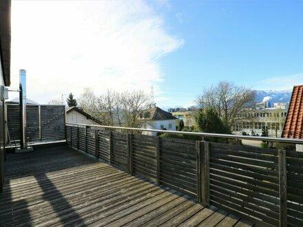 Moderne 5-Zimmer-Wohnung mit XL-Sonnenterrasse