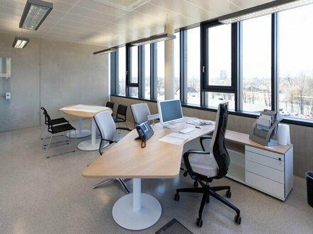 Büroflächen ab 200 m² zum Erstbezug