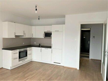 Schöne 2 Zimmer Neubau Wohnung + Garage Nähe AKH