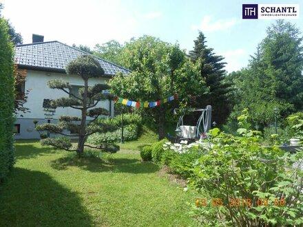 ITH: Das gibt es KEIN zweites Mal: EINZIGARTIGES Anwesen in Graz-Mariatrost