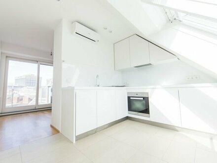 Traumhafte DG-Wohnung mit 3 Zimmern und Terrasse in 1090 Wien unbefristet zu vermieten!
