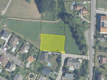 1.444 m² BAUGRUNDSTÜCK in Wolfsgraben - Nähe Wien