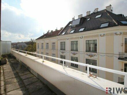 U4-Nähe Unter Sankt Veit - helle Terrassenwohnung