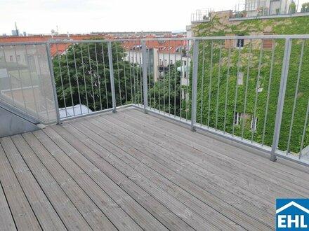 ERSTBEZUG - Schöne 3 Zimmerwohnung mit Terrasse