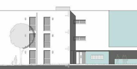 Moderne Mietwohnungen St. Radegund , Neubau, 3-Zimmer, Top 2