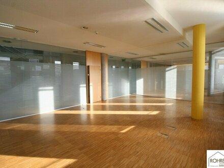 Moderne, variabel gestaltbare Büroflächen