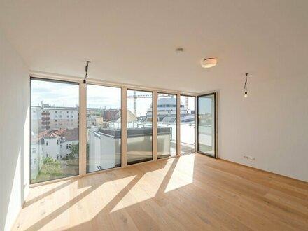 ++NEU** Großzügige 2-Zimmer DG-Maisonette mit 7m² Dachterrasse, toller Ausbau!