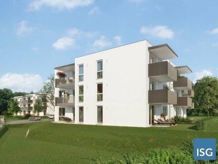 Neubauprojekt in Tarsdorf, 2-Zimmer-Mietkaufwohnung Top 7,8