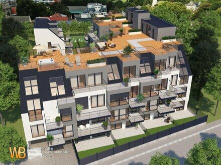 WOHNLANDSCHAFT KRAUTGARTEN! Vorsorgewohnung! Single Apartment im 2. Lift- OG mit 9 m² Balkon!