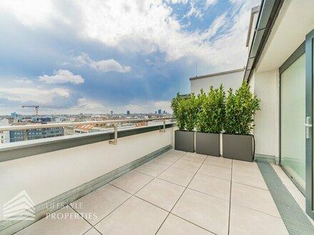 Extravagantes 5-Zimmer Penthouse mit Terrasse im 6. Bezirk