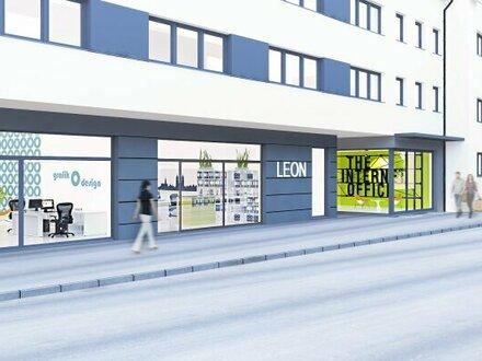 LEON - Büro mit 99m² in Linz/Urfahr - G1b Büro/Geschäft