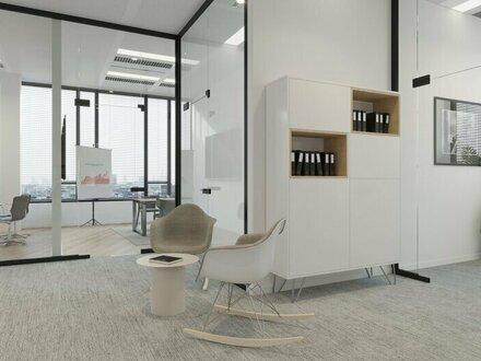 Exklusive Bürofläche im Quartier Belvedere Central zu vermieten!