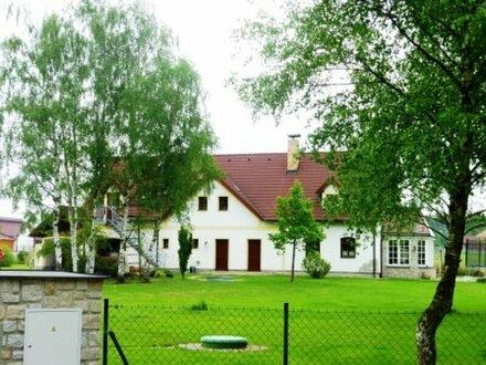 Villa Nähe Hranice und Gmünd