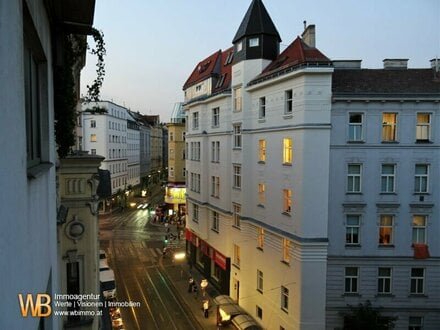 1070 Kaiserstraße. 3 Zi. Neubauwohnung (WG geeignet) mit Balkon
