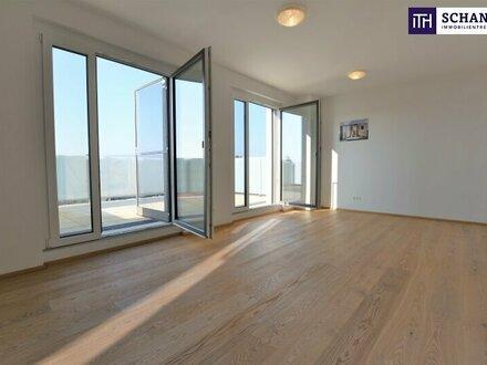 Einfach WOW! Exzellente Terrassenwohnung in der Top-Lage des 21. Bezirkes! Provisionsfrei!
