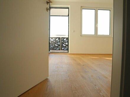 Sonnige 2-Zimmerwohnung mit Balkon und Weitblick - Exklusives Wohnen im modernen Neubau - 15M21913