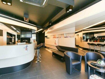 Modernst ausgestattetes Kosmetikstudio / Friseur / Solarium in Wien