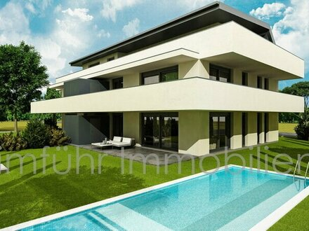 Große 4-Zimmer-Garten-Wohnung in Premiumlage Aigen