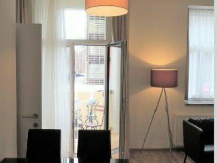 ITH: HERVORRAGEND! Top-Anlegerwohnung! Architekten-Erstbezug + Balkon + Zentrumsnah + Lichtdurchflutet + Vollmöbliert!