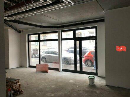 ERSTBEZUG! Geschäftsfläche bzw. Büro direkt neben BILLA und Pagro (Neueröffnung) Nähe Floridsdorf am Spitz