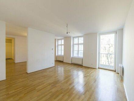 Moderne 4-Zimmer Altbauwohnung mit Terrasse in grüner und ruhiger Lage in 1040 Wien - unbefristet zu VERMIETEN!