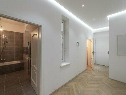 ++PROVISIONSRABATT++ Hochwertiger 4,5-Zimmer EG-ERSTBEZUG mit Garten, toller Stilaltbau, perfekte Raumaufteilung! Hofruhelage!