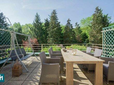 Entzückendes Haus mit Garten beim Pötzleinsdorfer Schloßpark