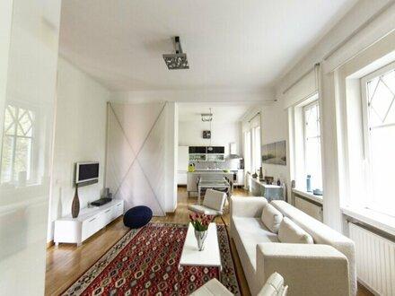 schöne möblierte Wohnung in Hietzinger Bestlage zu mieten!
