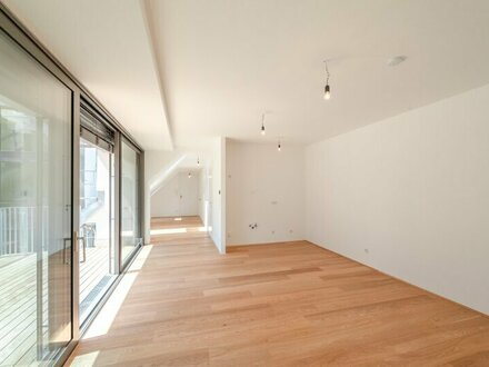 ++NEU++ Großzügiger 2-Zimmer DG-ERSTBEZUG mit 15m² Balkon, SÜD-WEST!