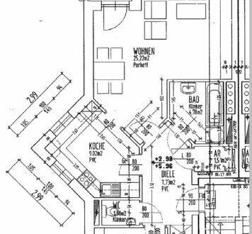 Objekt 159: 1-Zimmerwohnung in Ried im Innkreis, Tannbergerstraße 5, Top 3