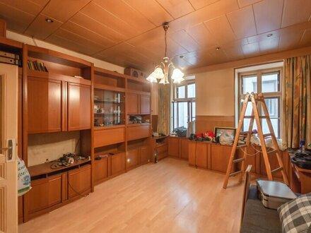 ++NEU** Sanierungsbedürftige 2-Zimmer ALTBAUwohnung in gefragter Lage! ++Videobesichtigung**