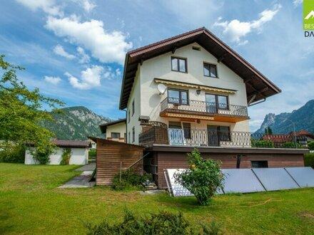 Ebensee: Ein/Mehrfamilienhaus in bester Lage!!