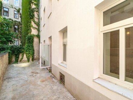 ++NEU++ Hochwertiger 4,5-Zimmer EG-ERSTBEZUG mit Garten, toller Stilaltbau, perfekte Raumaufteilung! Hofruhelage!