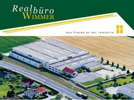 Betriebsliegenschaft Nähe Autobahnabfahrt A1